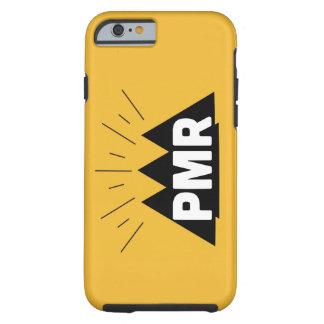 PMR Logo iPhone 6 Tough Case