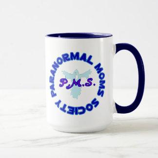 PMS White mug