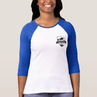 PNER VOLUNTEER womens baseball shirt
