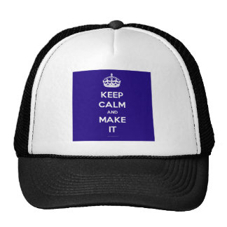PNG Template Mesh Hat