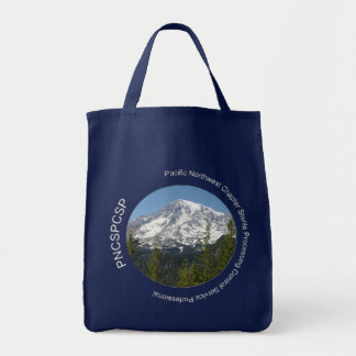 PNW Large Tote Grocery Tote Bag