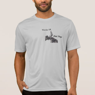 PNW; Wander Off, Climb Thinhs T-Shirt