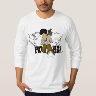 Po Boi world T-Shirt