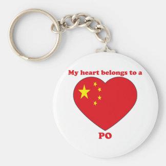 Po Key Ring