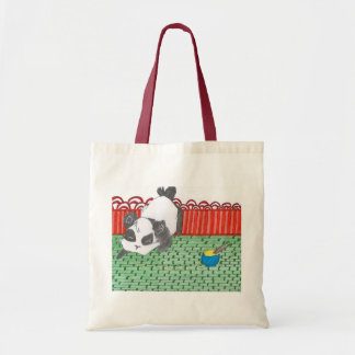Po, our small panda of China Tote Bag