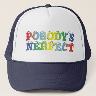 Pobody's Nerfect Bold Hat