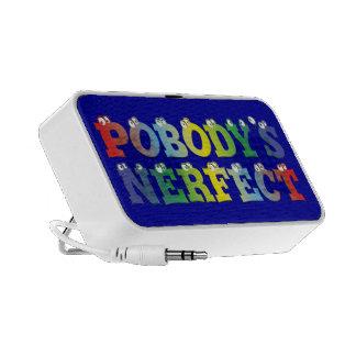 Pobody's Nerfect Bold Speaker