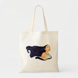 Pocahontas Smiling Tote Bag