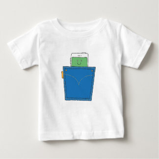 Pocket Buddy Baby T-Shirt