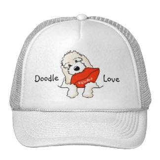 Pocket Doodle Kiss Mesh Hat