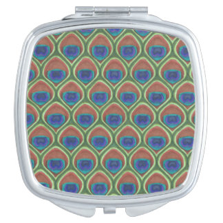 Pocket Mirror Mirrors For Makeup