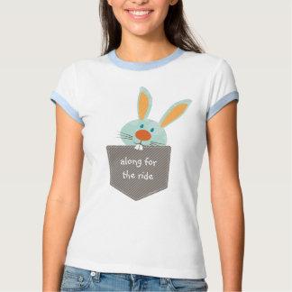 POCKET PALS :: Bunny Rabbit 2 T Shirt