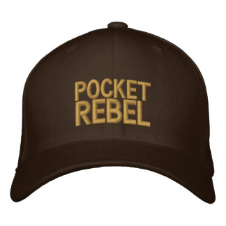 POCKET REBEL BASEBALL CAP