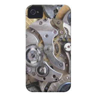 Pocket Watch Steampunk Movement iPhone 4 Case-Mate Cases