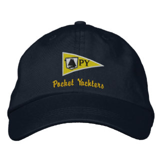 Pocket Yachters Cap Embroidered Baseball Cap