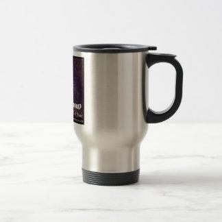 Pocketful of Joules - Weird Ollie travel mug