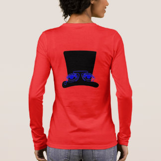 podalmighty.net MAD HATTER T-SHIRT