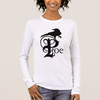 podALMIGHTY.net POE AND RAVEN long sleeve t-shirt