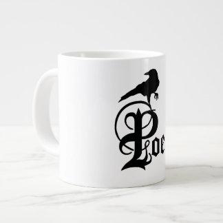podALMIGHTY.net POE AND RAVEN mug