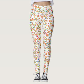 podalmighty.rocks STAR CROSSED LEGGINGS PEACE