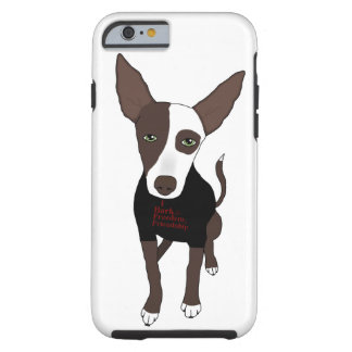 Podenco Little Stuart BFF Tough iPhone 6 Case