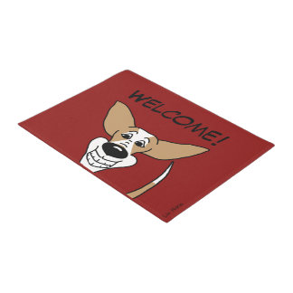 Podenco Welcome Doormat