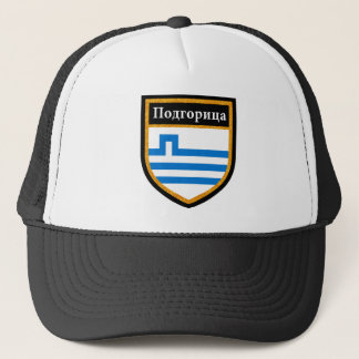 Podgorica Flag Trucker Hat