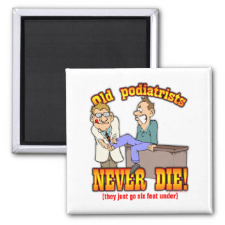 Podiatrists Magnet