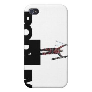 Podium Ski case iPhone 4/4S Covers