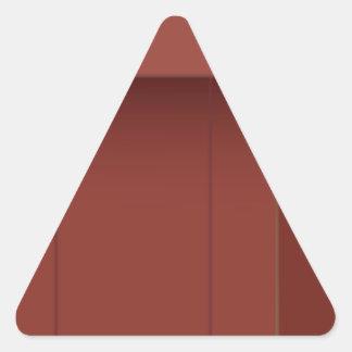 Podium Triangle Sticker