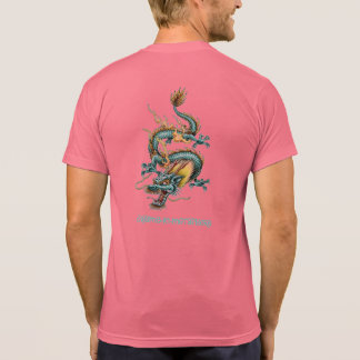 PODPILOTS.COM dream in metaphors dragon T-SHIRT