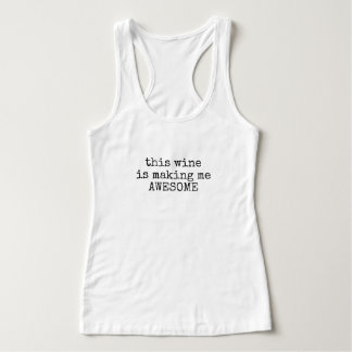 podpilots.com THIS WINE IS MAKING ME AWESOME tee