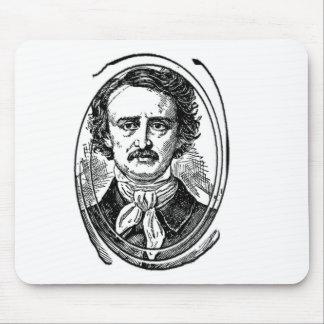 Poe 2~~~Edgar Allen Poe~~~~Altered Art Mouse Pad