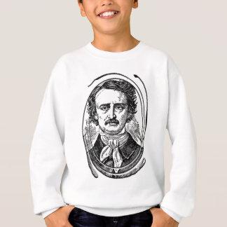 Poe 2~~~Edgar Allen Poe~~~~Altered Art Sweatshirt