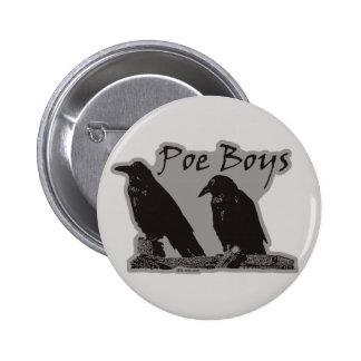 Poe Boys 6 Cm Round Badge