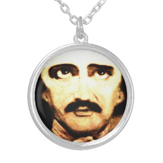 'Poe Painting' Necklace