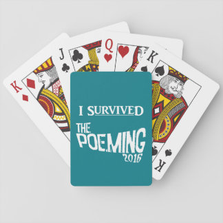 POEMING playing cards! Playing Cards