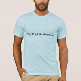 Poet Caldwell Lee Shirt