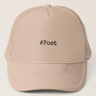 #Poet Hat