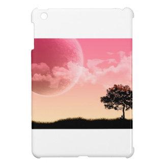 Poetic Pink Sun iPad Mini Cover
