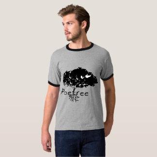 Poetree / Men's Basic Ringer T-Shirt