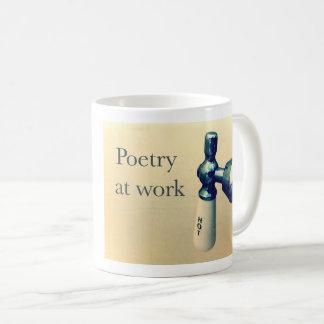 Poetry at Work—Poetry at Work Hot Mug