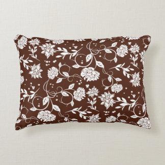 Poetry Garden Flower Decorative Cushion