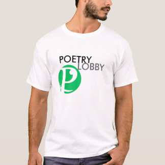 Poetry Lobby Official T-Shirt