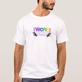 Poetry Salon 2: WORD! T-Shirt