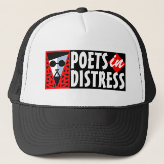 POETS IN DISTRESS DADDY COOL TRUCKER'S HAT