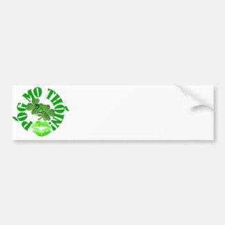 Pog mo thoin bumper sticker