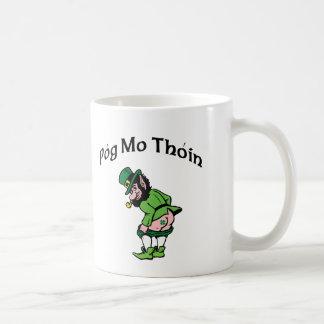 Pog Mo Thoin Gift Basic White Mug