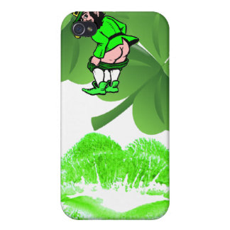 Pog mo thoin iPhone 4 cover