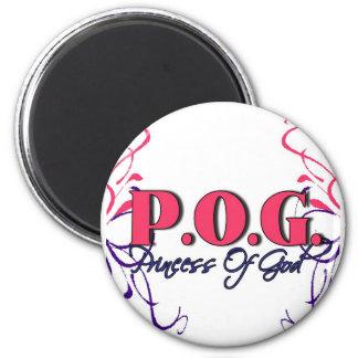 POG-Princess of God Magnet